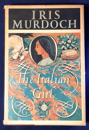 Chiswick's authors -Iris Murdoch 2