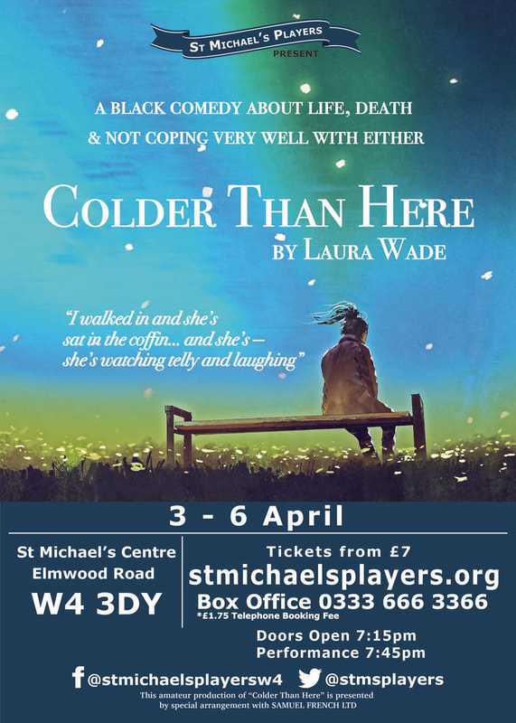 Colder Than Here poster