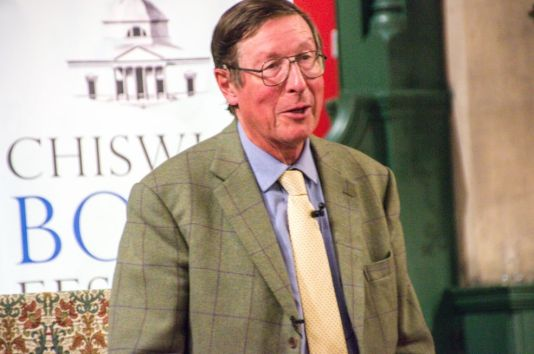 Journalist and Historian Max Hastings