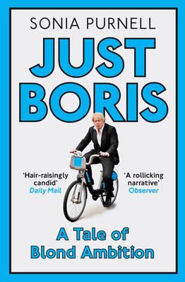 Just Boris book cover