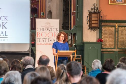 Novelist Maggie O'Farrell (2)