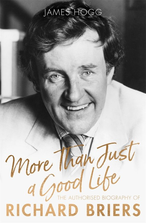 Richard Briers cover