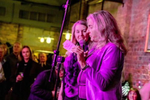 Sarah Cruz & Karen Liebreich (2)