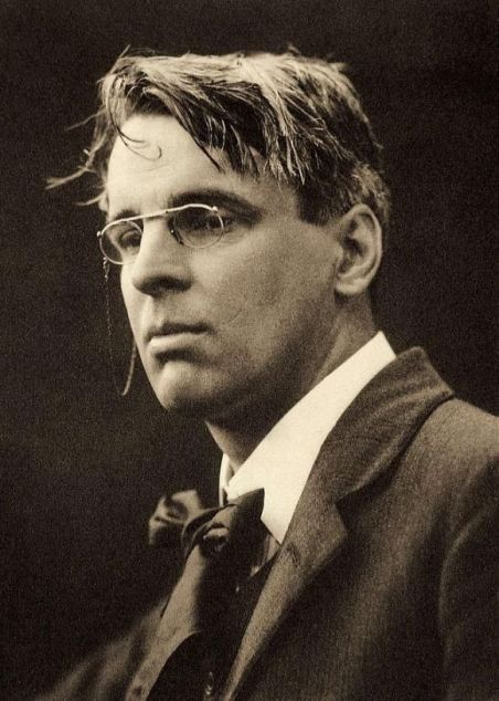 William Butler Yeats by George Charles Beresford_web