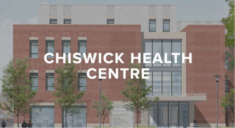 new-chiswick-health-centre