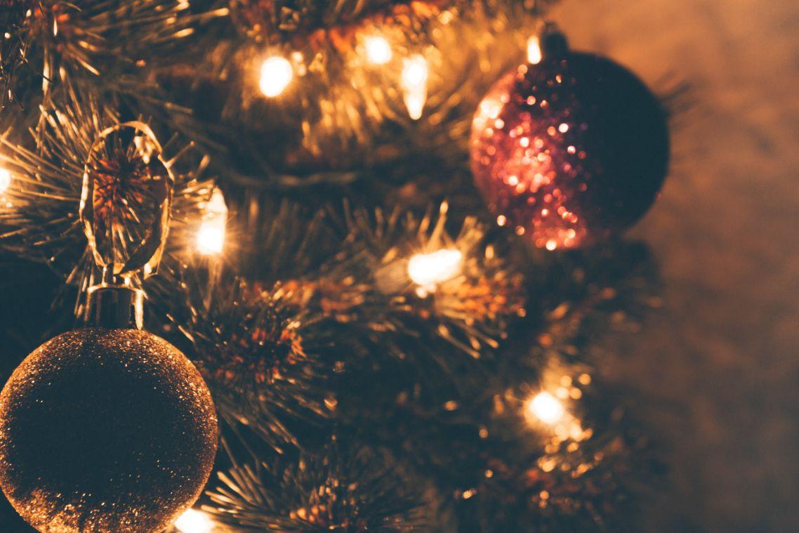 Christmas The George IV web