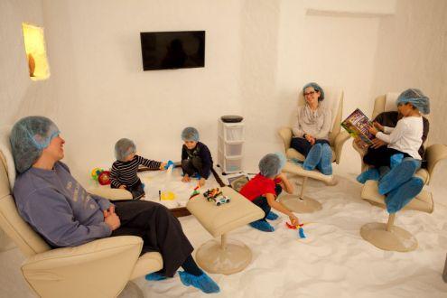 Family Room Spa De Sal