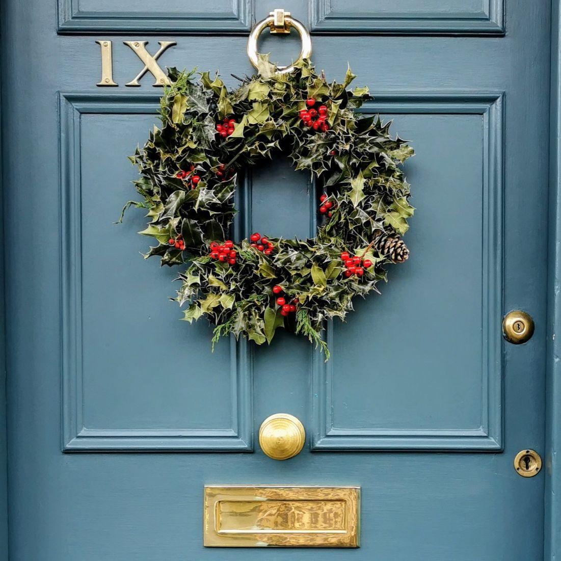 Christmas wreath 5