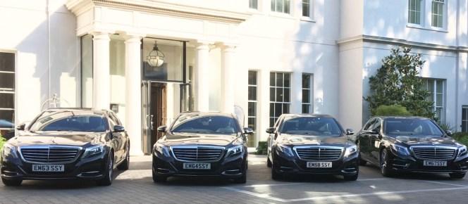 Embassy cars 2