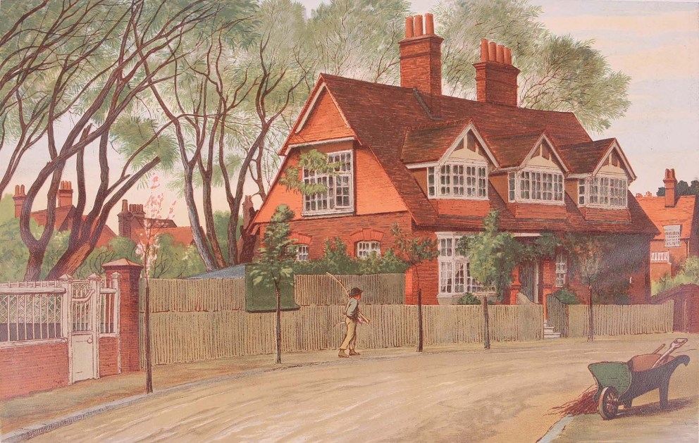 House in Bedford Park