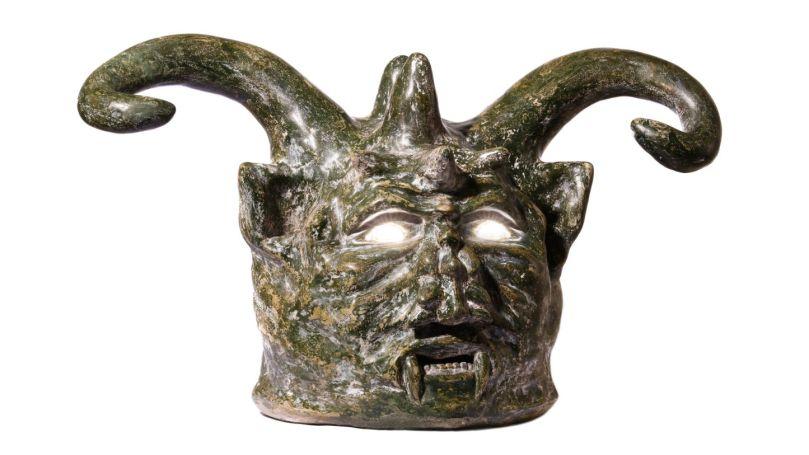 Green Man Head_ web