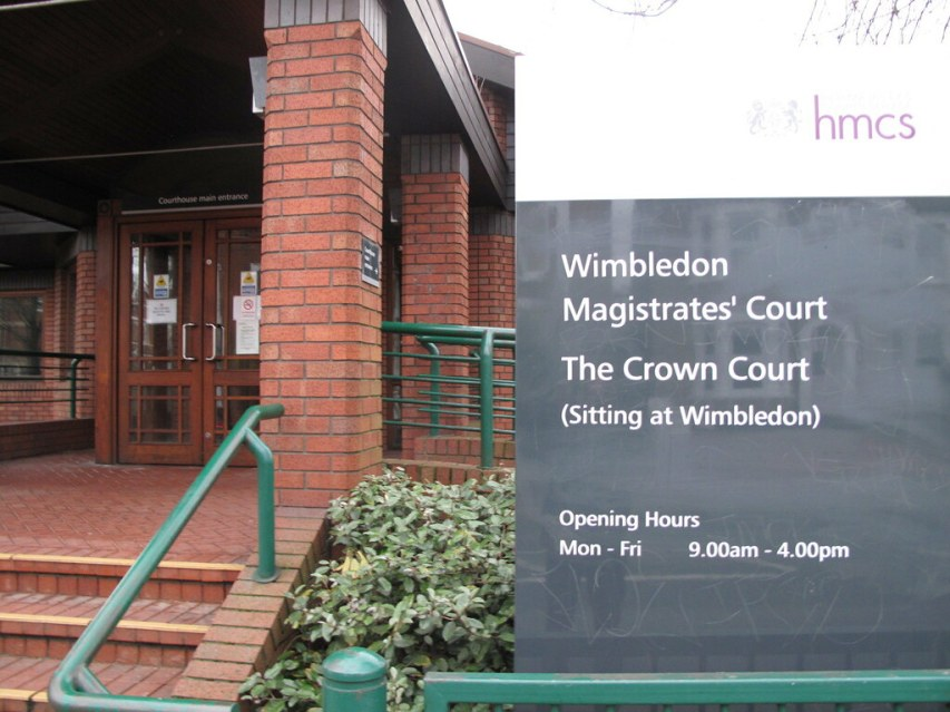 Wimbledon Magistrates Court