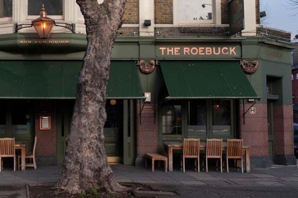 The Roebuck exterior