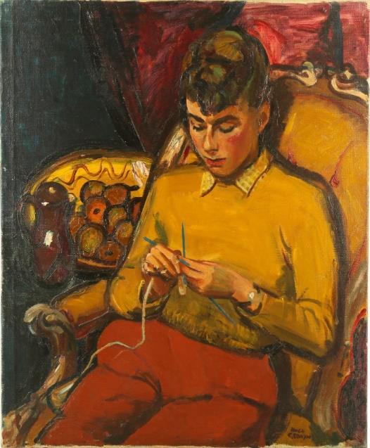 HUGH CRONYN auction - Jean Cronin
