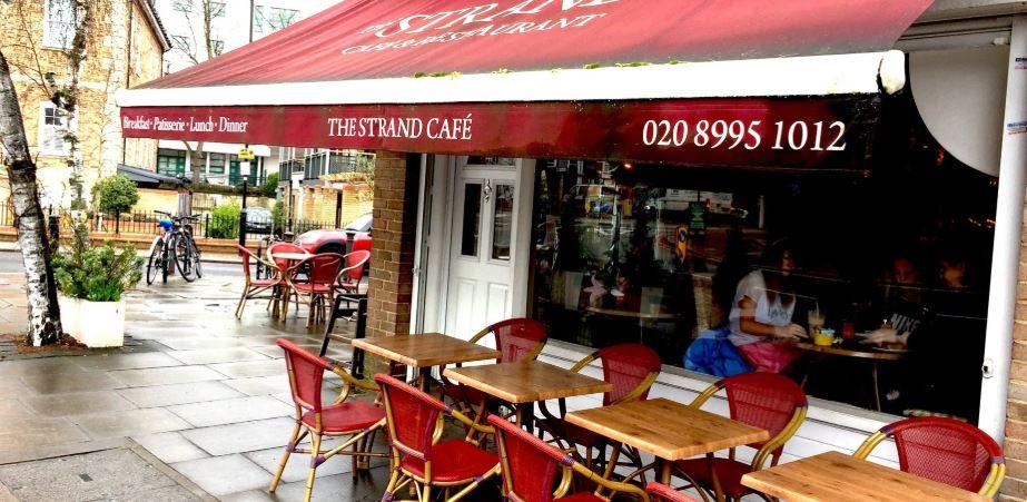 Strand Cafe 2