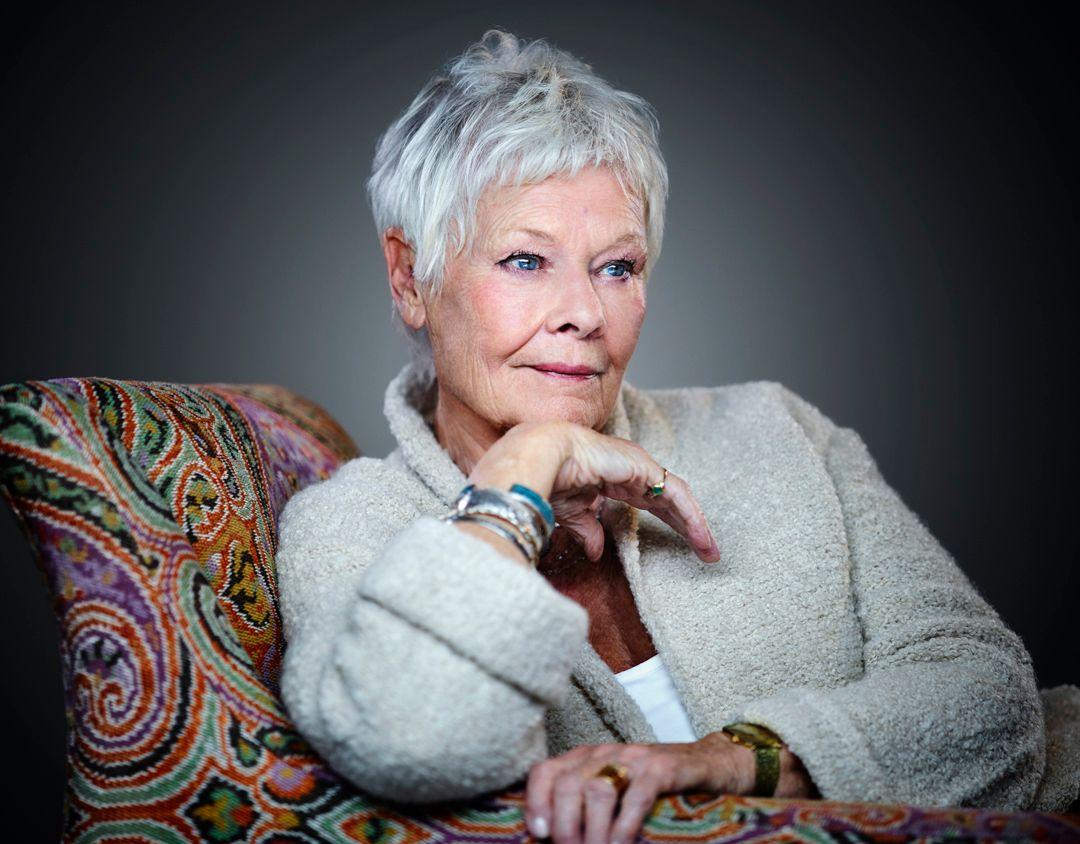 Dame Judi Dench (1)