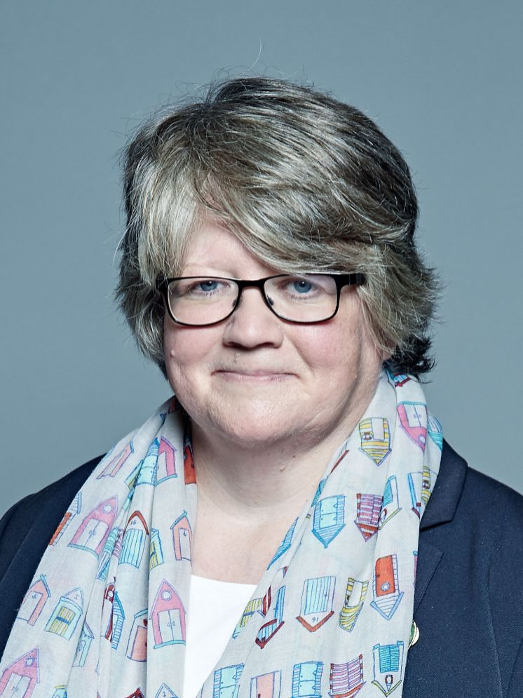Dr Therese Coffey