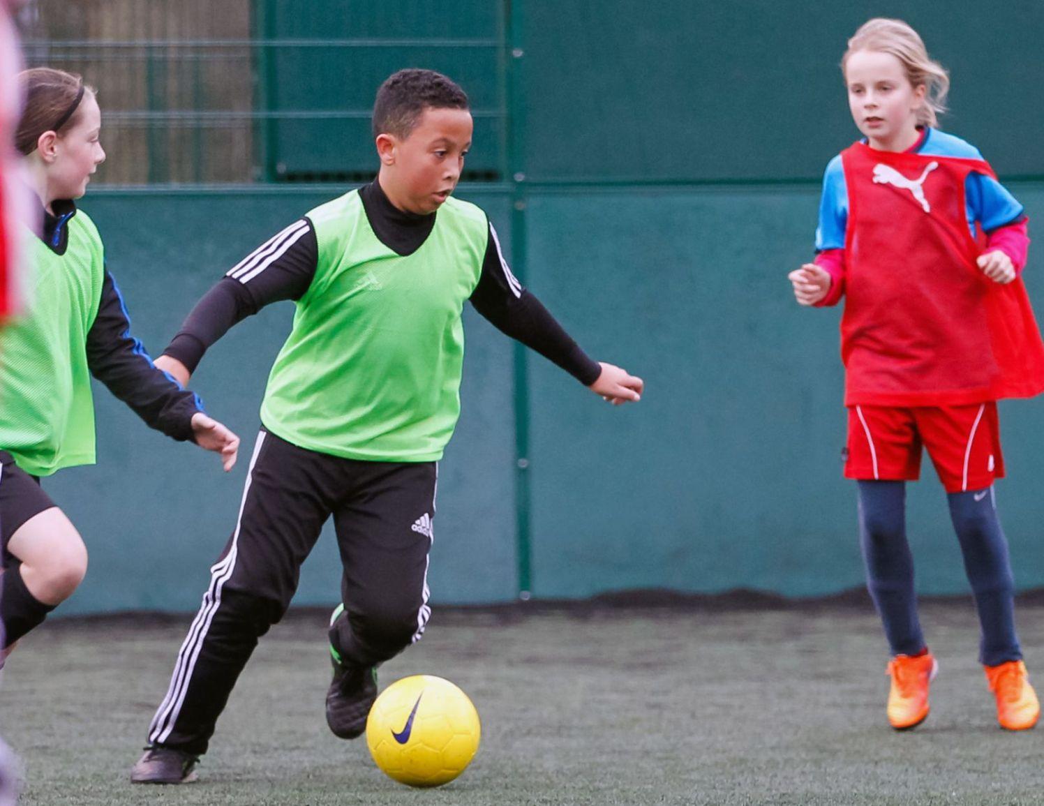 Brentford FCCST kids 1
