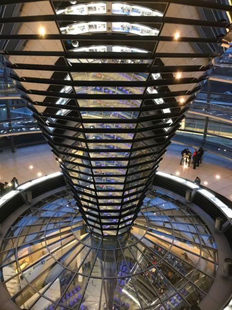Built Environment - Dinah Garrett, Reichstag Berlin