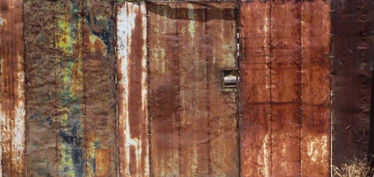 Built Environment - Kathryn Dargavel, Fence Gate Fence