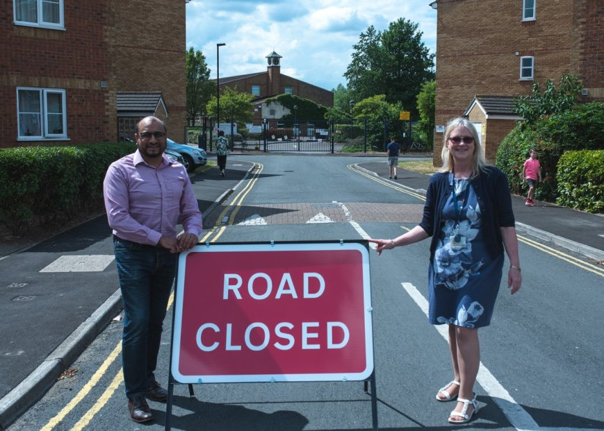 """School Streets programme sees 11 Hounslow schools restricting traffic during peak periods and supporting social distancing - creating a safer, healthier and more pleasant environment for school communities."" - LB Hounslow's twitter account"