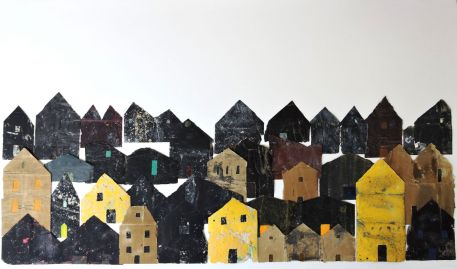 Hamish Pringle - Sandpaper Town