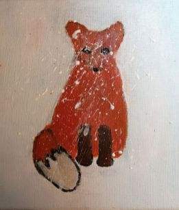 Sophia Morris - Snowy Fox