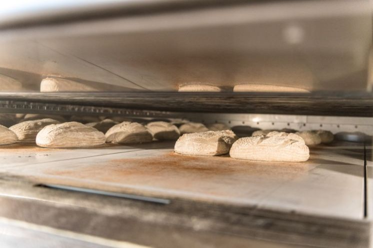 Bread Ahead - bakery production