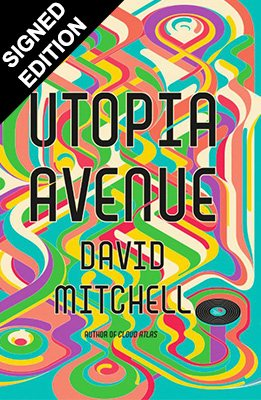 David Mitchell - Utopia Avenue