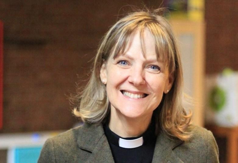 Rev Martine Oborne