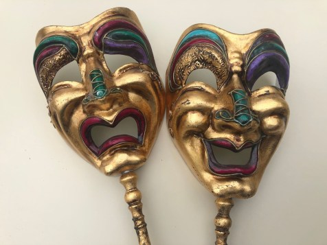 Venetian ball masks 2