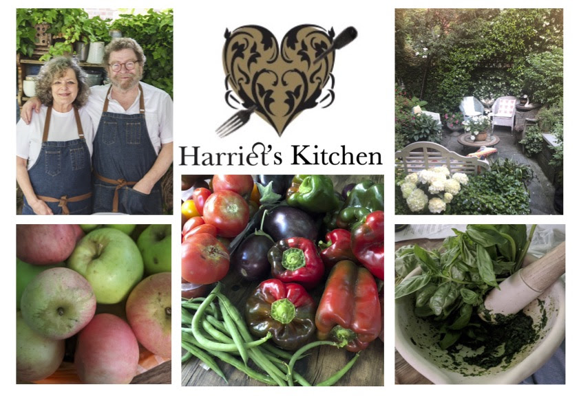 Harriet's Kitchen montage