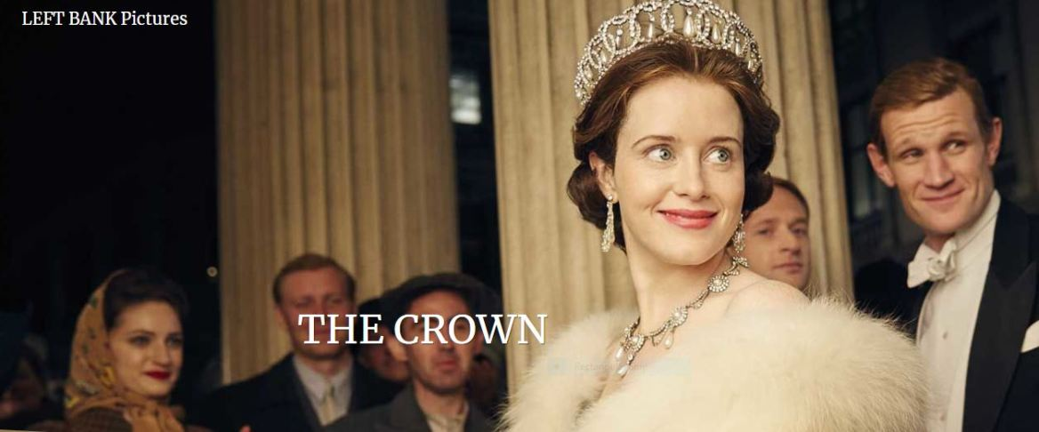Left Bank Pictures - The Crown