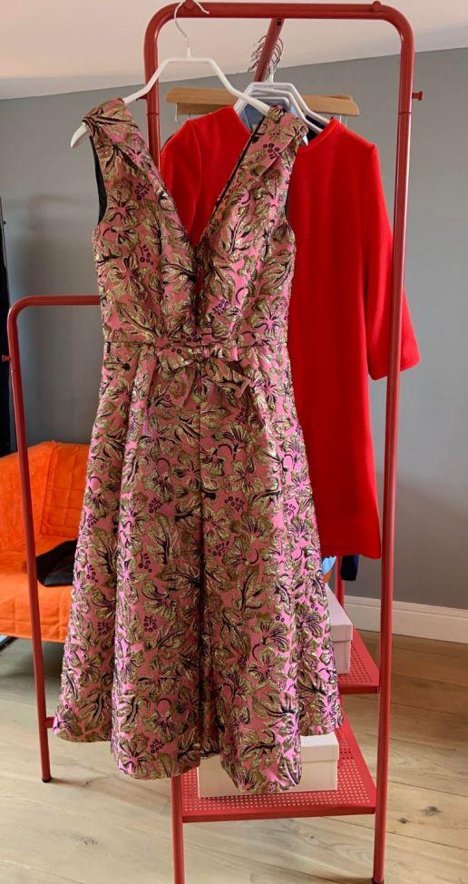 Preloved Prada dress from Vestiaire Collective_web