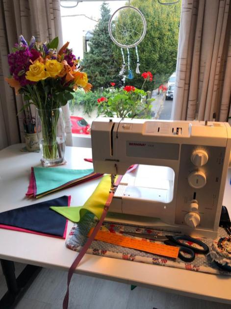 The Sewing Table