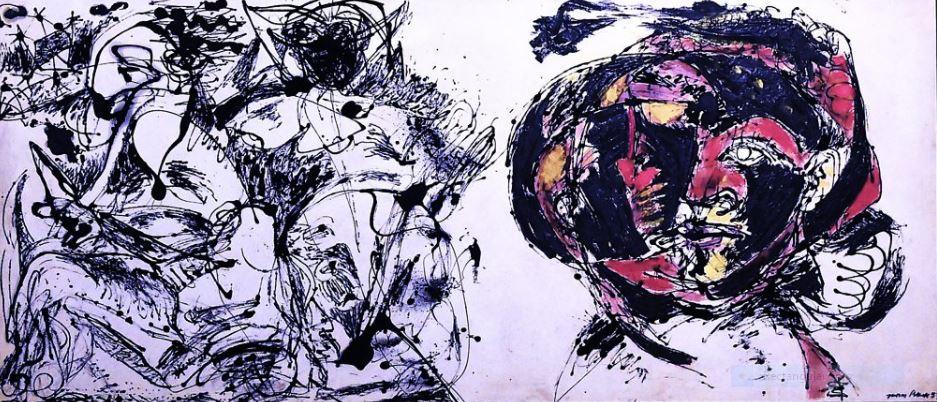 16 November Jackson Pollock