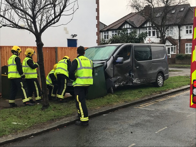 Staveley Rd accient 1