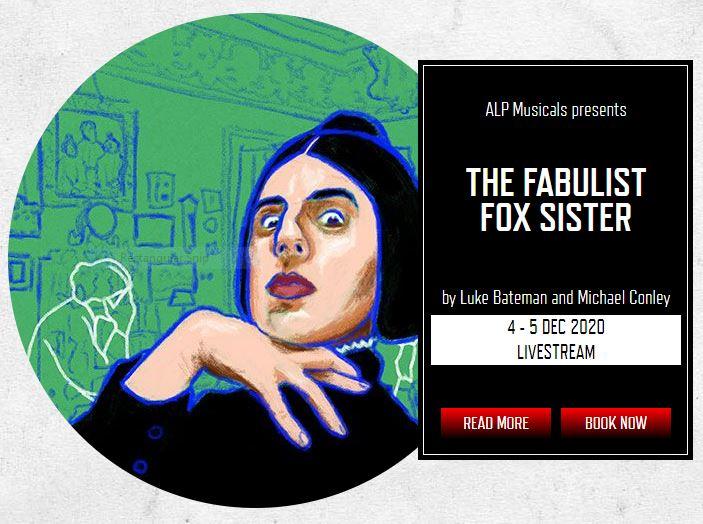 The Fabulist Fox Sisters