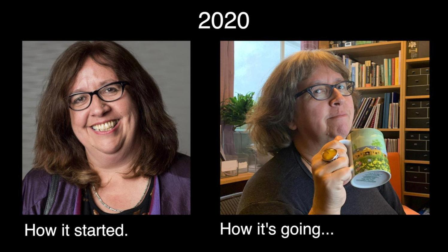 Bridget before and after image