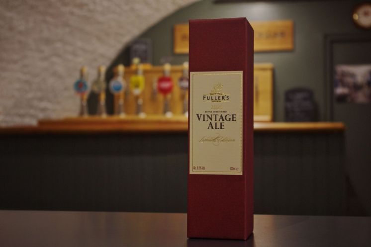 Griffin Brewery Vintage ale 2020