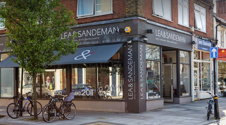 lea and sandeman exterior