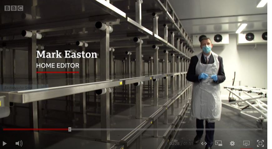 BBC Mark Easton