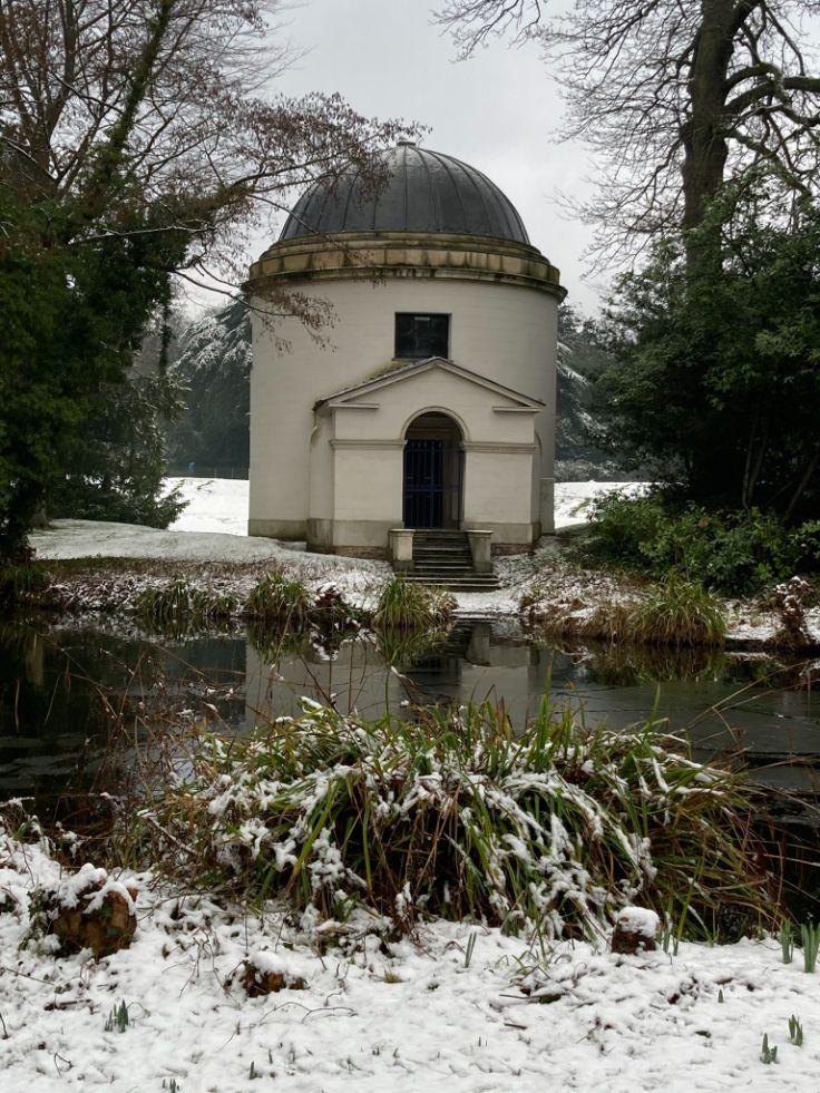Chiswick House 4 - Marguerite Horner