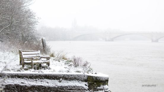 Chiswick in snow - Anna Kunst (3)
