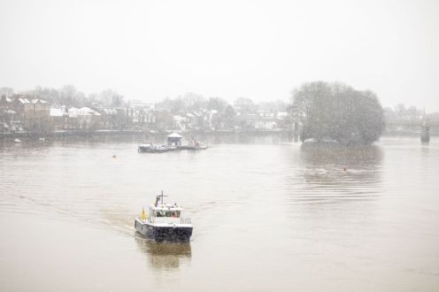 Chiswick in snow - Anna Kunst (7)