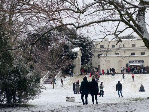 Gunnersbury Park 2 - Jennifer Griffiths
