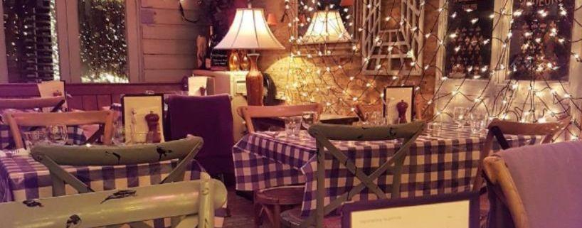 Megan's restaurant