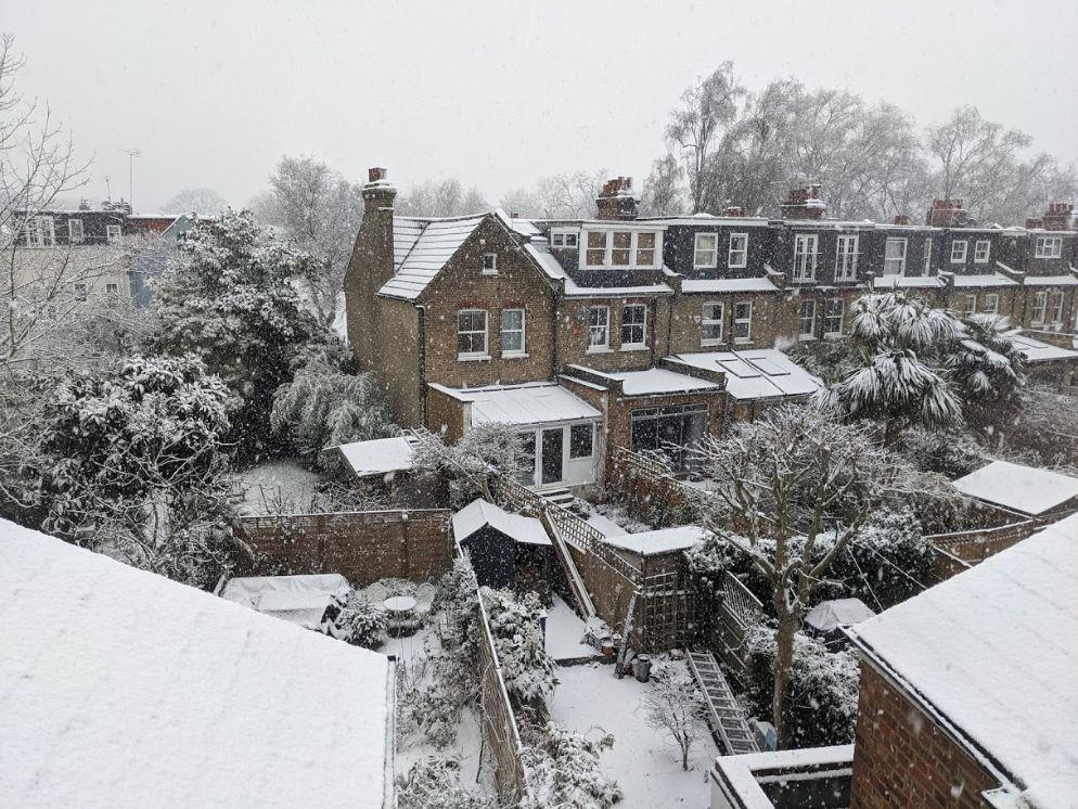 Snow Street - Joanna Raikes