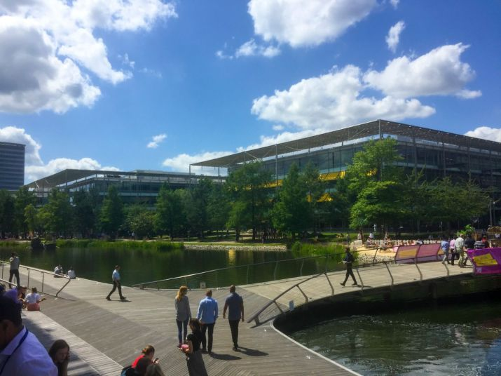 Chiswick Park 1 - A.McMurdo