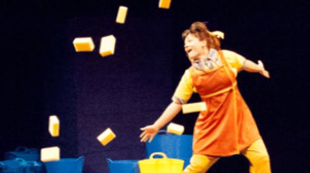theatre for kids big imaginations